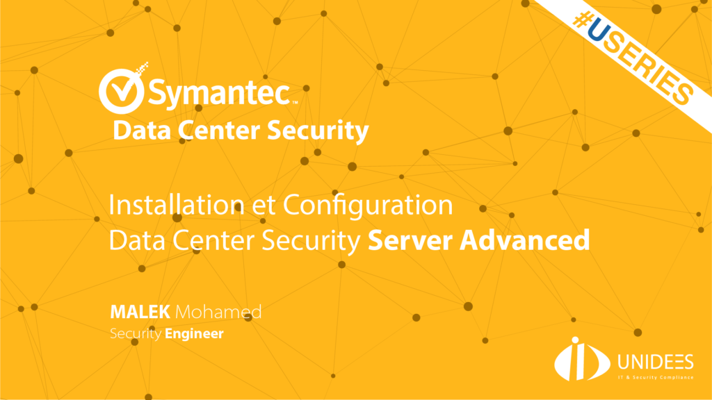 Symantec DCS SA (Data Center Security Server Advanced)