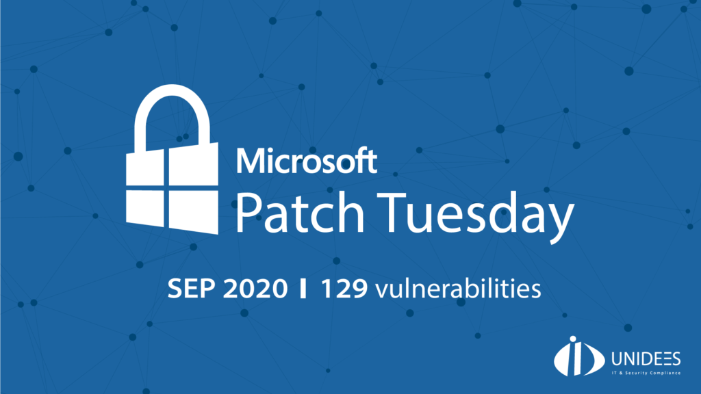 Le Patch Tuesday de la rentrée corrige 129 vulnérabilités