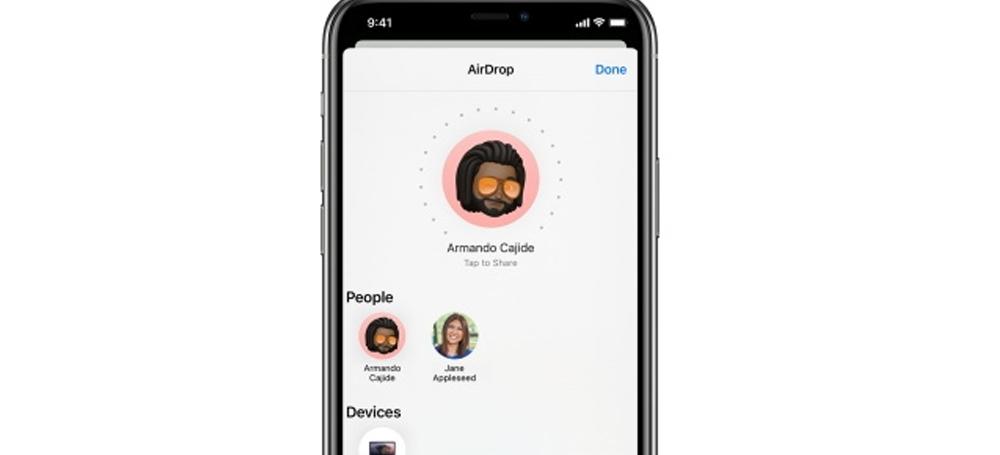 Une vulnérabilité dans AirDrop d'Apple expose les données personnelles